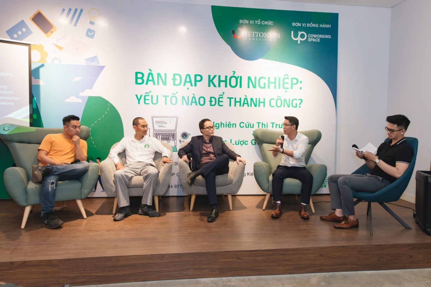 Vietnam Startup Do Not Rely Solely on Statistics