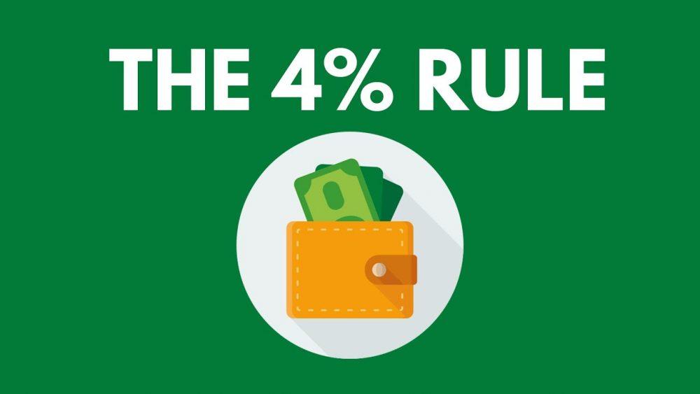 Quy tắc 4% trong tự do tài chính