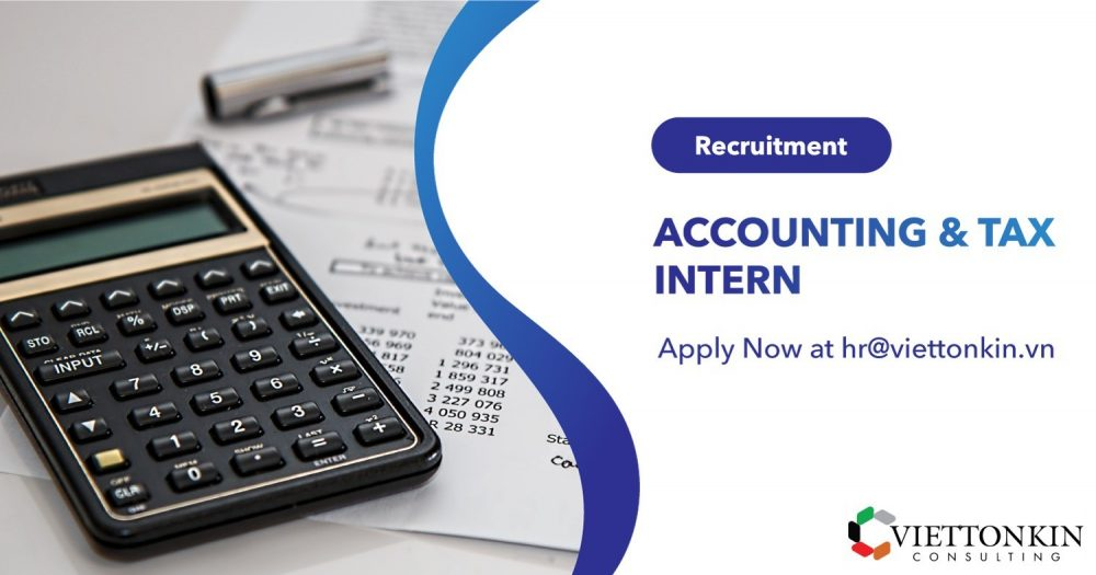 Accounting & Tax Intern
