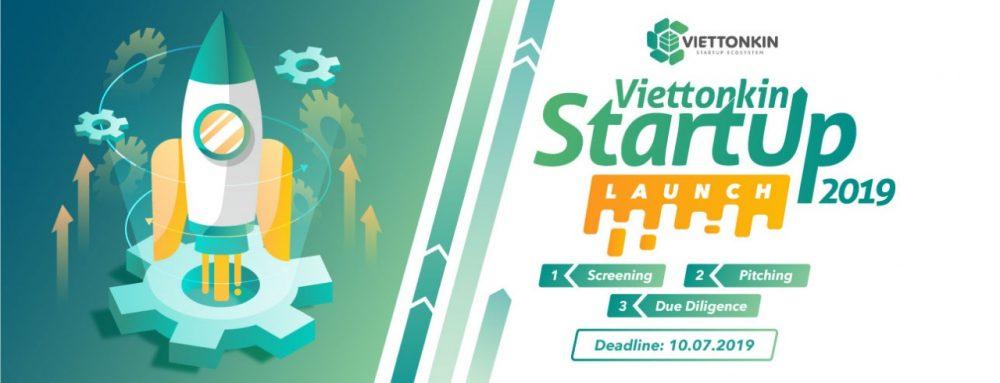 Viettokin Startup 2019