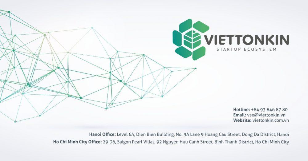 Vietnamese Startup Idea – Viettonkin Startup Launch 2019