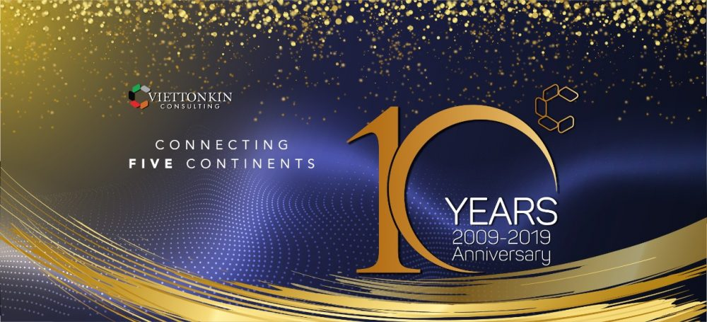Viettonkin Celebrates 10th Anniversary – Connecting values, reaching further