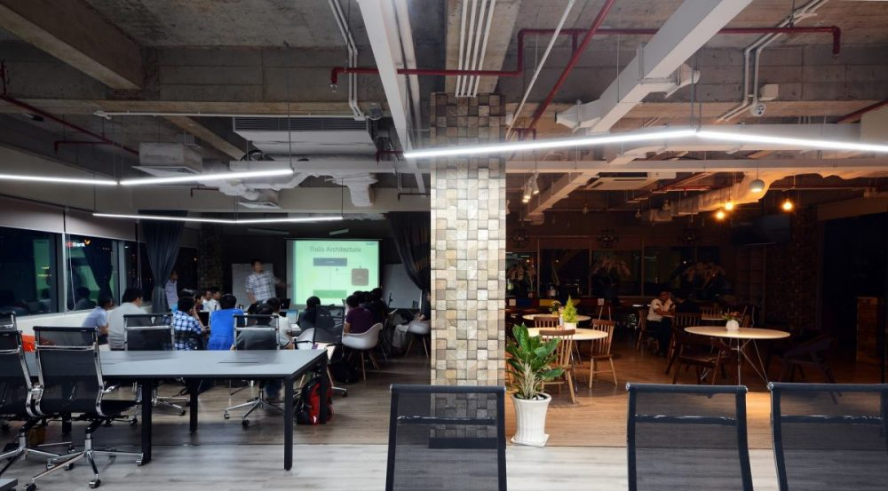 dreamplex coworking space in Ho Chi Minh