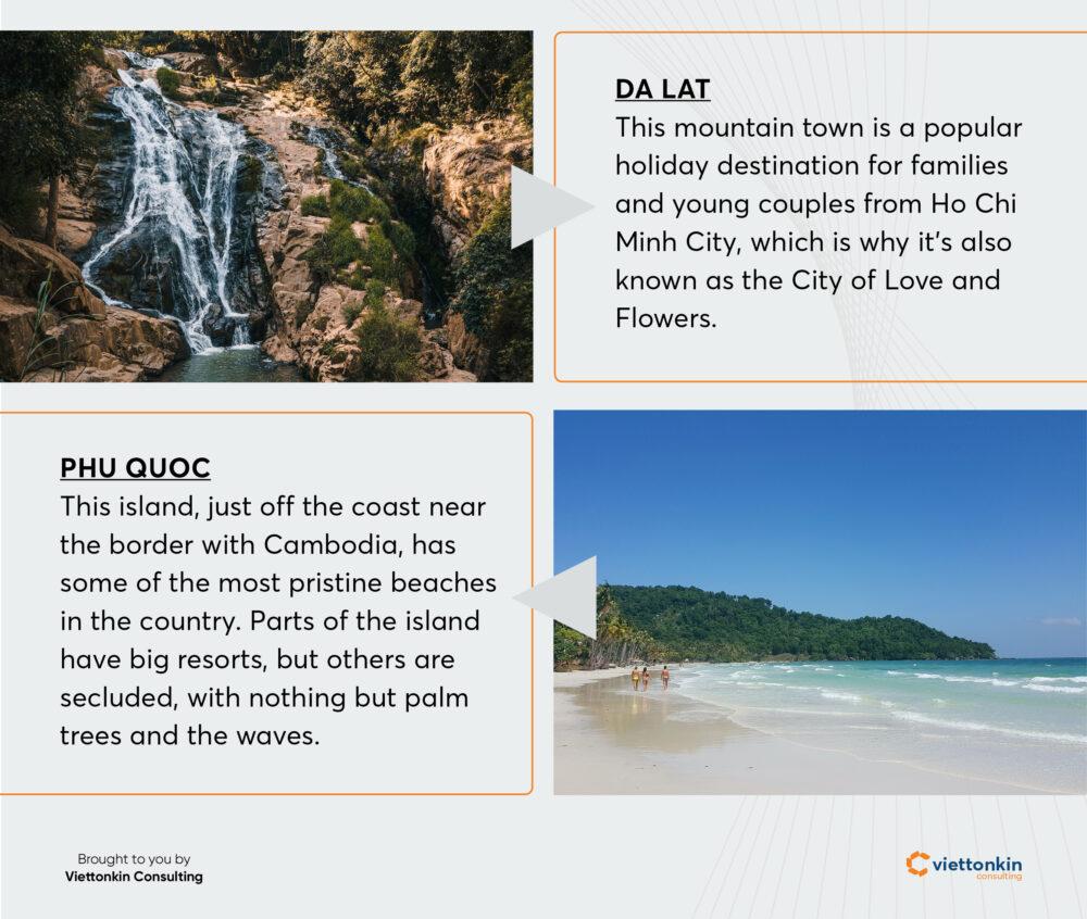 destination in Vietnam